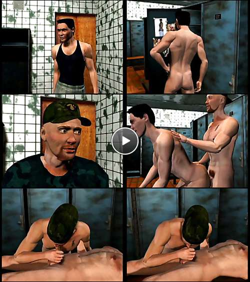 gay erotic cartoon video