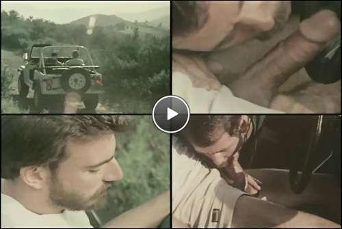 vintage gay free video