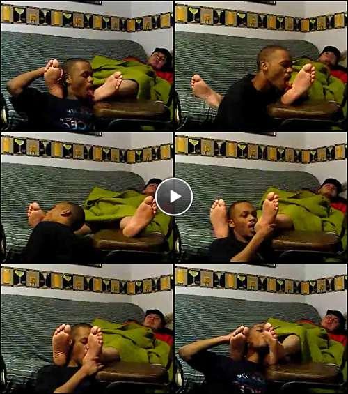 gay master & slave video